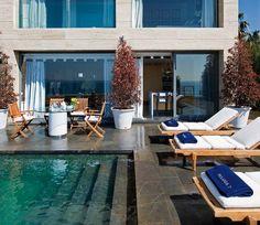 10 piscinas con estilo
