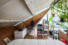Loft bed space | @invokethespirit