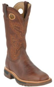 Ariat Workhog Men S Earth W Tall Beige Top Square Steel