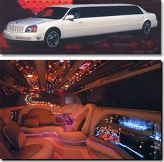 Free Limo Price & Vehicle Guide to help you find the perfect limousine, party bus & other car service