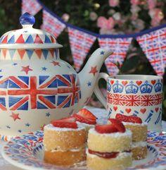 english tea party menu | Traditional Tea Party Menu