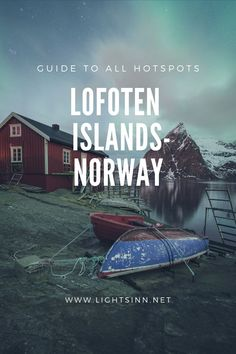 If you read this guide, you won`t have to search for others. We`ll show you the best places to see at Norway's Lofoten Islands including the best photography spots and hiking routes #visitnorway #visitlofoten #lofotgenislands | norway travel | norwegen | norwegenreise | aurora borealis | northernlights Narvik, Europe Destinations, Europe Travel Tips, Aurora Borealis, Lofoten Islands Norway, Hiking Routes, Visit Norway, Norway Travel, Midnight Sun