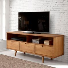 3 Drawer Tv Stand, Tv Stand With Storage, Lp Storage, Record Storage, Tv Stand With Shelves, Tv Stand Bookshelf, Dresser Tv Stand, Living Room Tv, Living Room Furniture