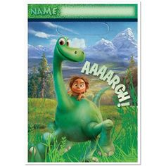 Disney The Good Dinosaur Party Plastic Loot Treat Favor Bags in Home & Garden, Greeting Cards & Party Supply, Party Supplies Dinosaur Party Supplies, Dinosaur Party Favors, Birthday Supplies, Kids Party Supplies, Birthday Party Favors, 3rd Birthday, Birthday Ideas, Kids Party Themes, Party Ideas