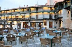 chinchon What A Wonderful World, Wonders Of The World, Portugal, Spain, Places To Visit, Outdoor Decor, Travel, Planes, Travel Inspiration