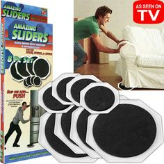 Furniture Sliding Helper Pad S3Y20T #Furniture Sliders Can Widely Used On  The Bottom Of Furniture Leg. Such As Bed, Wardrobe, Chair, Dresser In Bedu2026