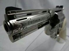 Colt Python .357 Magnum Revolver #sweet