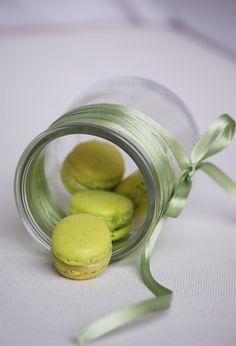 Olive Oil Macaron