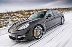 Panamera Turbo in action. (Flickr)  Wildest dream. - LGMSports.com