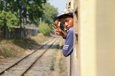 Yangon, Photo Diary, News Blog, Riding Helmets, My Photos, Train, Check, Fashion, Moda