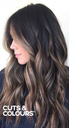 Balayage Brunette | Colours | CUTS & COLOURS