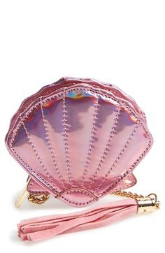 SKINNY DIP Skinnydip 'Shell' Coin Purse available at #Nordstrom