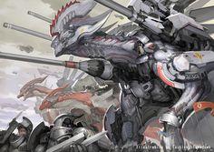 Before battle | Tokyo Otaku Mode