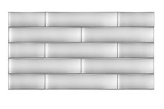 Stainless Steel  Tile Backsplash   Modern Metal Tiles   Contemporary Kitchen Design   Border Tiles   Shop at Stainless Steel Tile Inc
