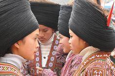 Longga - Comb Miao people by frenchkriss