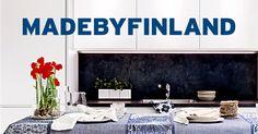 MadeByFinland-päivät Topi-myymälöissä ke-pe 4.-6.10. myymälöiden omina aukioloaikoina ja la 7.10. Myymälät avoinna la klo 10-14 (Turku la klo 11-15, pe 6.10. Vantaalla ei MadeByFinland-päiviä, Kokkolan myymälässä ei tapahtumaa tällä kertaa). Tervetuloa maistamaan kotimaista keittiöelämää! Decor, Furniture, Table, Home Decor, Table Decorations
