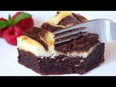 Cheesecake Brownies Recipe | How Tasty Channel - YouTube
