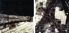 Daniel Libeskind_Edge City_1987