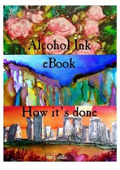 ISSUU - Free Alcohol Ink eBook: How It s Done by Nancy Murphree Davis