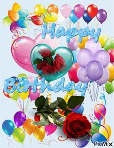 Happy Birthday Special Friend, Happy Birthday Ashley, Happy Birthday Rose, Happy Birthday Cake Images, Happy Birthday Celebration, Happy Birthday Candles, Birthday Gifs, Birthday Photos, Happy Birthday Wishes Messages