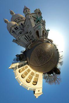 stereographic panoramas