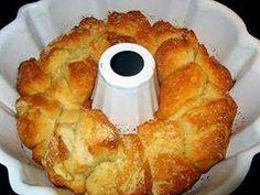 GARLIC PARMESAN PULL APART BREAD ~ Easy fast recipes