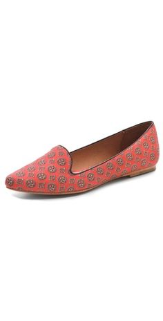joie smoking flats that are too cute. (via @Shopbop)