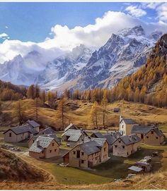 Crampiolo, Piemonte, Itália