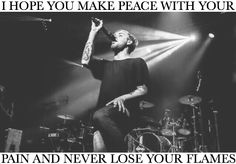 never lose your flames - issues // this band is my new obsession + they're absolutely amazing