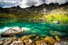 reed lakes, Alaska