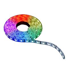 LED Strip now featured on Fab. Want! Its a programmable rope light! you could put it any wear in the house and have costume lighting.