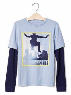8c365fbac Boys' Ts: long-sleeve tees, short-sleeve t-shirts,