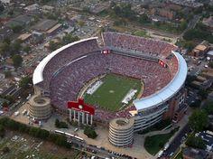 Bryant Museum Tuscaloosa Alabama | Bryant-Denny Stadium in Tuscaloosa, named for former University of ...