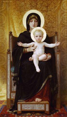 Madonna & Child,