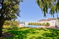Waterval Country Lodge - Waterval Country Lodge is a historic farmstead set in 40 acres of land and surrounded by a nature reserve.  It is the perfect place to come and unwind.  We have three beautiful Garden Rooms with their ... #weekendgetaways #tulbagh #southafrica