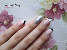 Mandaryna's Beauty Blog: NOTD or Nails of the Day / 2