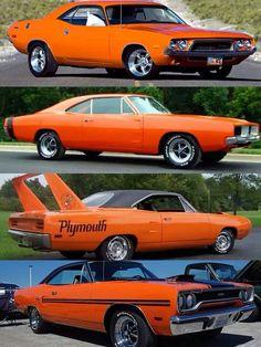 MOPAR Muscle Cars: (Challenger, Charger, Superbird, GTX)