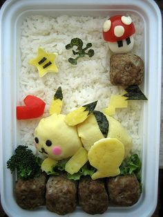 Pokemon Bento Box