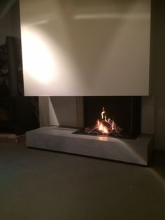 Sfeerhaarden de Kempen - Valkenswaard - Maestro 80/3 Eco Wave. #DRU #modern #fire