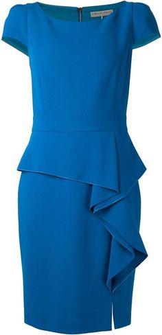 Emilio Pucci cap sleeve dress