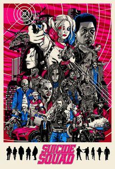 CIA☆こちら映画中央情報局です: スーサイド・スクワッド - 映画諜報部員のレアな映画情報・映画批評のブログです
