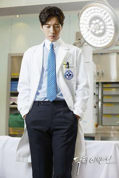 """Doctor Stranger"" Official Poster & Character Shots Are Out! Korean Star, Korean Men, Korean Actors, Korean Actresses, Hyun Bin, Lee Min Ho, Dramas, Park Hye Jin, Korean Tv Series"