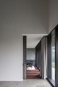 dries de malsche ontwerpbureau / woning s-p, belsele (architectuur: stefan van den haute)
