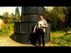 All you need to know about 5 different BioGas Digesters at Tamera - YouTube
