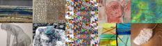 Eloge du Fil | Association pour la promotion des Arts textiles Textiles, Art Textile, Promotion, Painting, Inspiration, Biblical Inspiration, Painting Art, Paintings, Fabrics