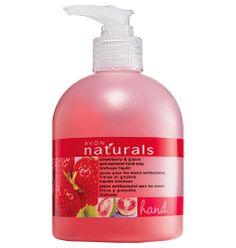 Natural Strawberry & Guava Antibacterial Liquid Hand Soap 6.00 Product:591-936 youravon.com/aedwards. If purchasing please use:810.545.8218