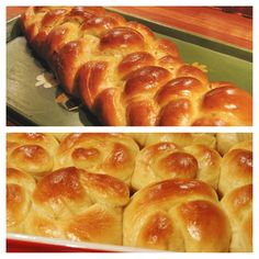 comfortable food - best challah bread recipe