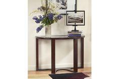 Ashley Marion Sofa/Console Table T477-4,    #AshleyFurniture,    #T4774,    #Furniture
