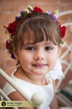 Antrim 1844 Wedding http://www.antrim1844.com/ Flower girl