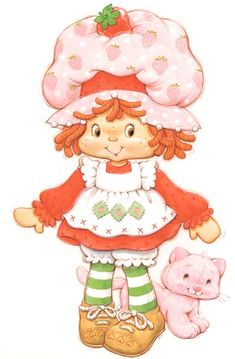 Oh I loved Strawberry Shortcake when I was younger! I had all her stuff!